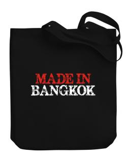 Made in Bangkok Canvas Tote Bag