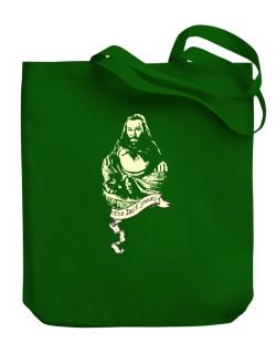 """"""" The lost years - Jesus """" Canvas Tote Bag"""