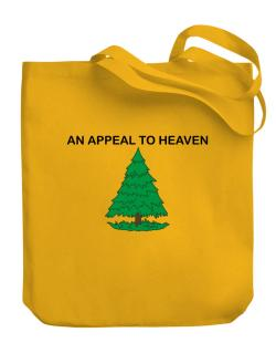An appeal to heaven Canvas Tote Bag