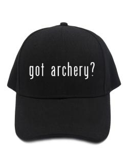 Got Archery? Baseball Cap
