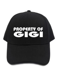 Property Of Gigi Baseball Cap