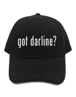 Got Darline? Baseball Cap