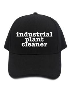 Industrial Plant Cleaner Baseball Cap