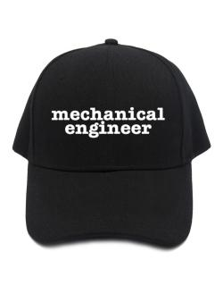 Gorra de Mechanical Engineer