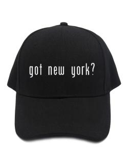 Got New York? Baseball Cap