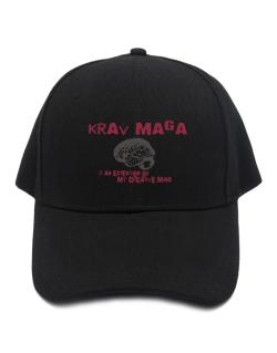Krav Maga Is An Extension Of My Creative Mind Baseball Cap