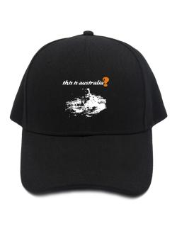 This Is Australia? - Astronaut Baseball Cap