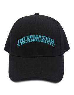 Information Technologist Baseball Cap