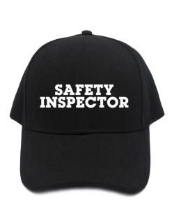 Safety Inspector Baseball Cap