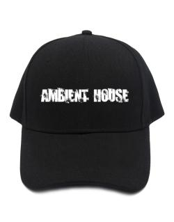 Ambient House - Simple Baseball Cap