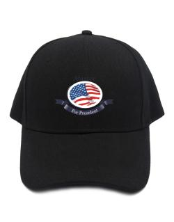 Alaster For President Baseball Cap