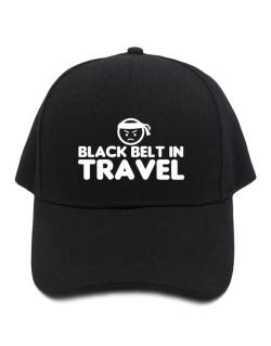 Black Belt In Travel Baseball Cap