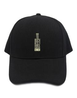 Drinking Too Much Water Is Harmful. Drink Genmaicha Baseball Cap