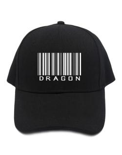 Dragon Barcode / Bar Code Baseball Cap