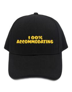 100% Accommodating Baseball Cap
