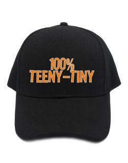 100% Teeny Tiny Baseball Cap