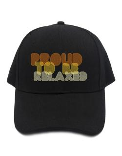 Proud To Be Relaxed Baseball Cap