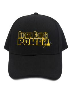 Andean Condor Power Baseball Cap
