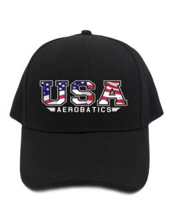Usa Aerobatics / Flag Clip - Army Baseball Cap