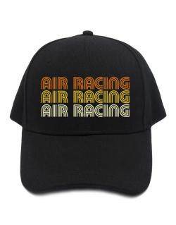 Air Racing Retro Color Baseball Cap