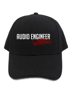 Audio Engineer With Attitude Baseball Cap