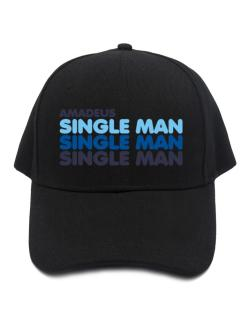 Amadeus Single Man Baseball Cap