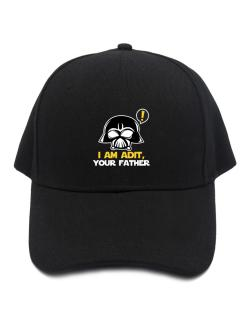 I Am Adit, Your Father Baseball Cap