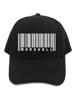 Bar Code Marshall Baseball Cap