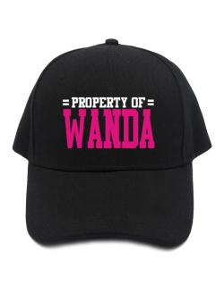 Property Of Wanda Baseball Cap
