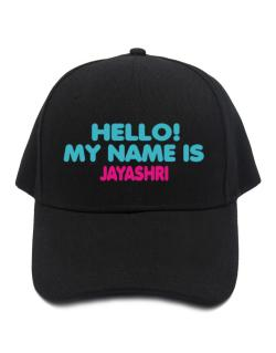 Hello! My Name Is Jayashri Baseball Cap