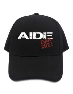 Aide - Off Duty Baseball Cap