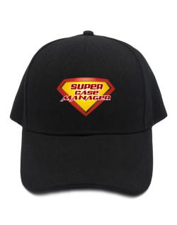 Super Case Manager Baseball Cap