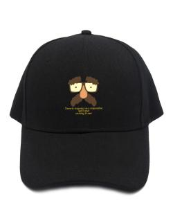 Cleverly Disguised Baseball Cap