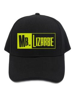 Mr. Lizarbe Baseball Cap