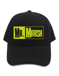 Mr. Marsh Baseball Cap