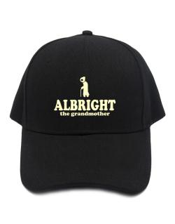 Albright The Grandmother Baseball Cap