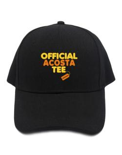 Official Acosta Tee - Original Baseball Cap