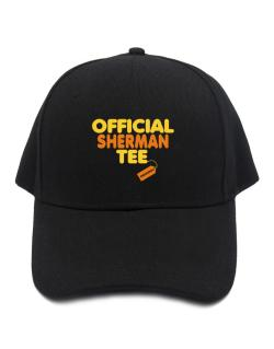 Official Sherman Tee - Original Baseball Cap