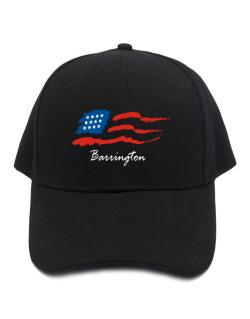 Barrington - Us Flag Baseball Cap