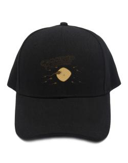 Conceived In Qarku I Korces Baseball Cap