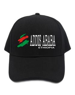 Brush Addis Ababa Baseball Cap