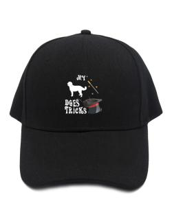 My Labradoodle Does Tricks ! Baseball Cap