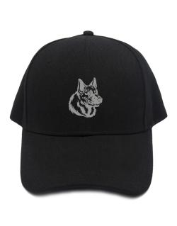 """ Belgian Malinois FACE SPECIAL GRAPHIC "" Baseball Cap"