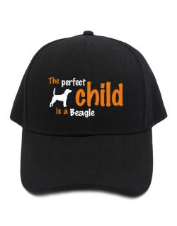 The Perfect Child Is A Beagle Baseball Cap