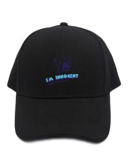 I'm Innocent American Bulldog Baseball Cap