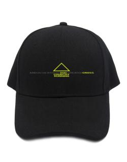 God Cross Country Running Baseball Cap