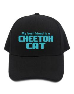 My Best Friend Is A Cheetoh Baseball Cap