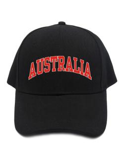 Australia - Simple Baseball Cap