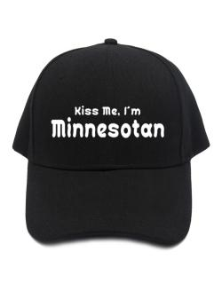 Kiss Me, I Am Minnesotan Baseball Cap