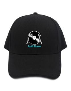 Acid House - Lp Baseball Cap